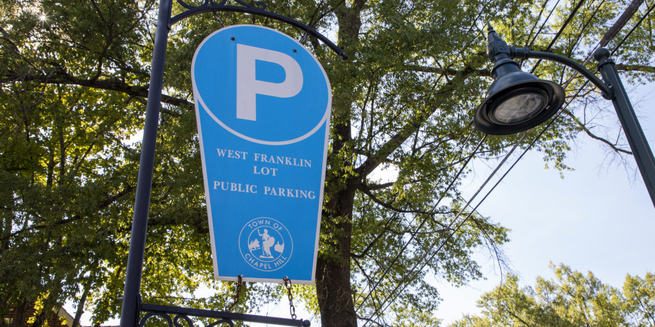 Parking Fees Return to Chapel Hill, UNC on August 1