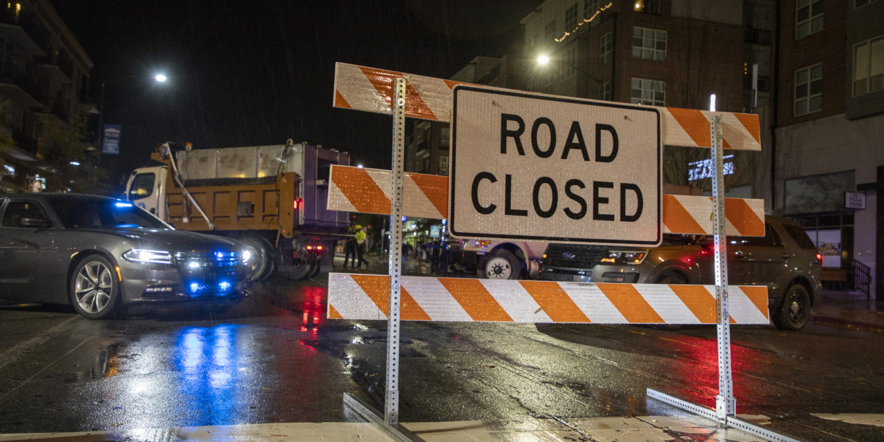 UNC's South Road Reopens After Water Main Break, OWASA Fixing Another Near Franklin Street