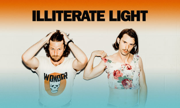All Things Music: A Conversation With Illiterate Light