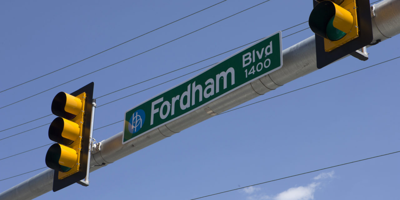 Town of Chapel Hill Seeking Input on Traffic Calming Designs for Fordham Sidepath Project