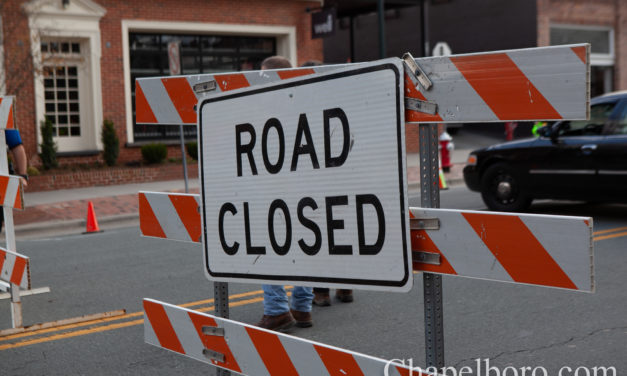 Gas Leak in Downtown Carrboro Causes Brief Road Blockages