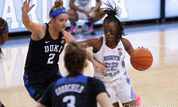 Photo Gallery: UNC Women's Basketball vs. Duke (Senior Night)