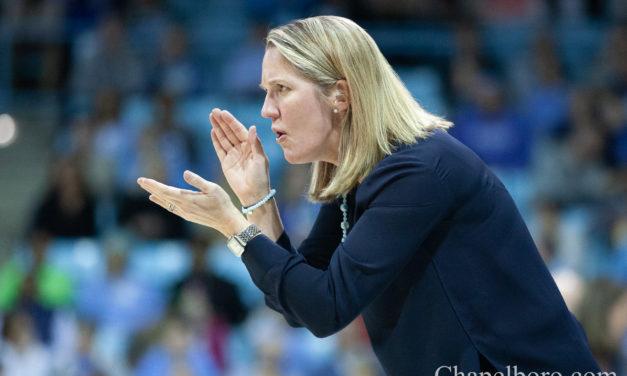 UNC's Courtney Banghart Named Vice President of Women's Basketball Coaches Association