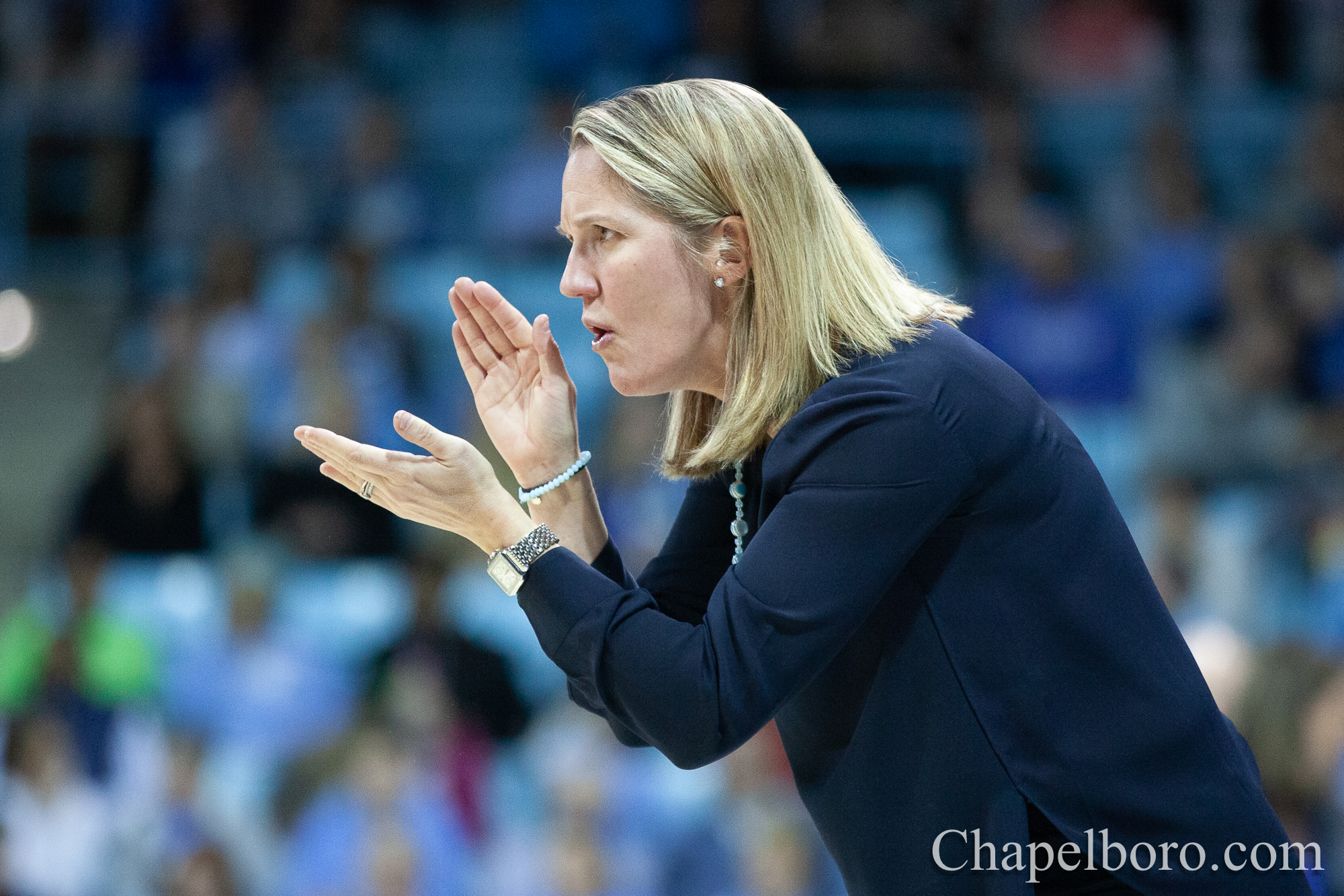 UNC Women's Basketball Picked to Finish Fifth in Preseason ACC Poll