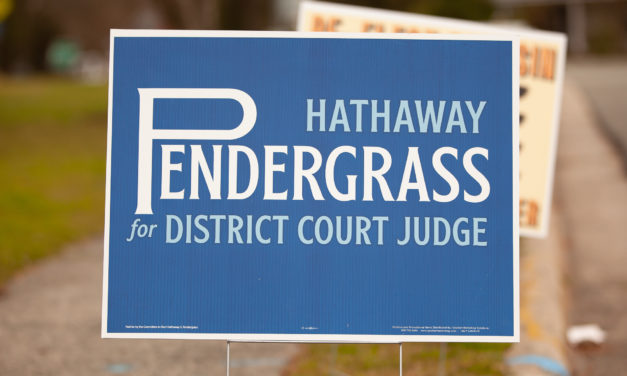 Hathaway Pendergrass Wins Race for District Court Judge