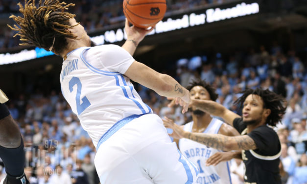 Photo Gallery: UNC vs. Wake Forest