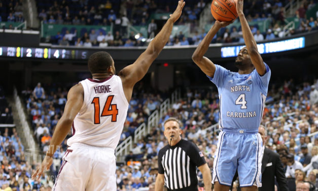 Photo Gallery: UNC vs. Virginia Tech (ACC Tournament)