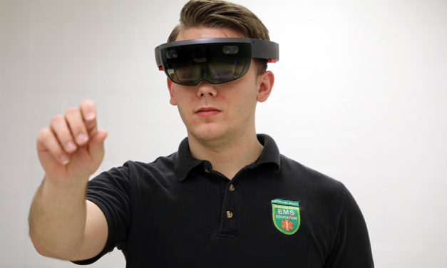 Durham Tech Is Doing Great Things: New VR Glasses Enhance Student Training in Public Safety
