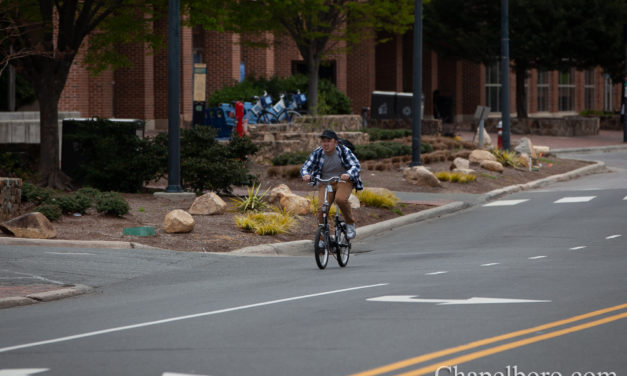 UNC Police Alert Campus Community of Recent Bicycle Thefts