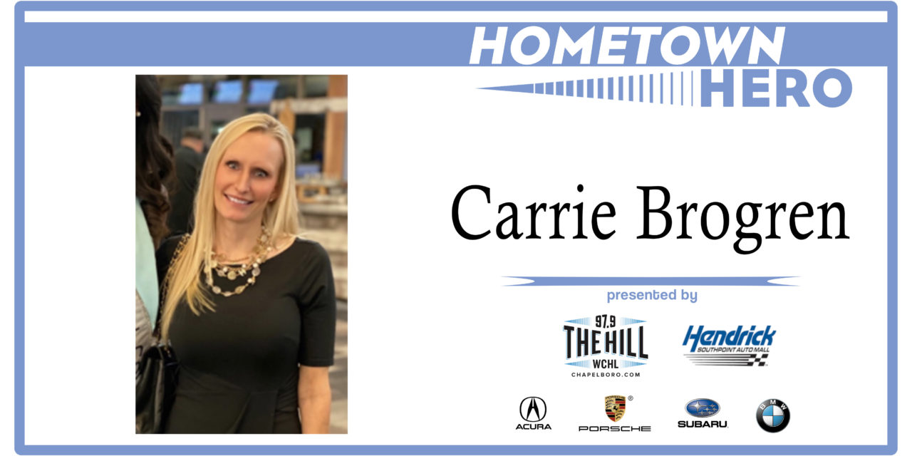 Hometown Hero: Carrie Brogren from the Chapel Hill-Carrboro Foodies Facebook Group