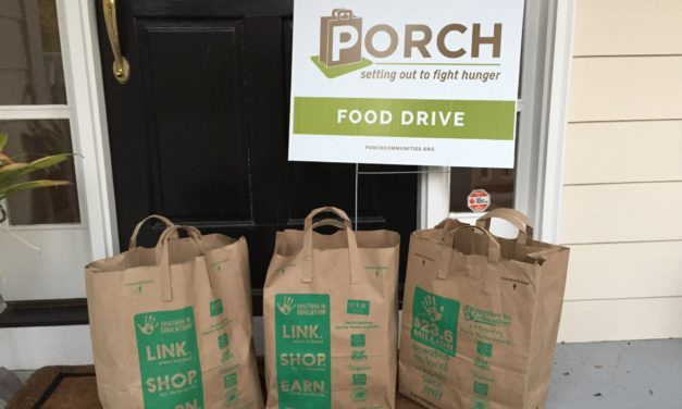 PORCH Partnering with Local Groups to Fight Hunger Through Coronavirus Pandemic
