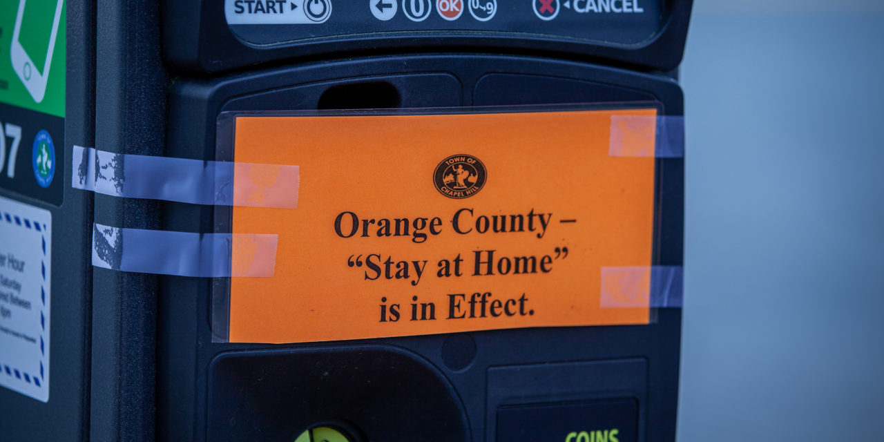 Orange County to Follow NC's Phase 1 Guidelines, Ending County Stay-Home Order