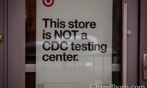 Photo Gallery: Downtown Chapel Hill During the Coronavirus Outbreak