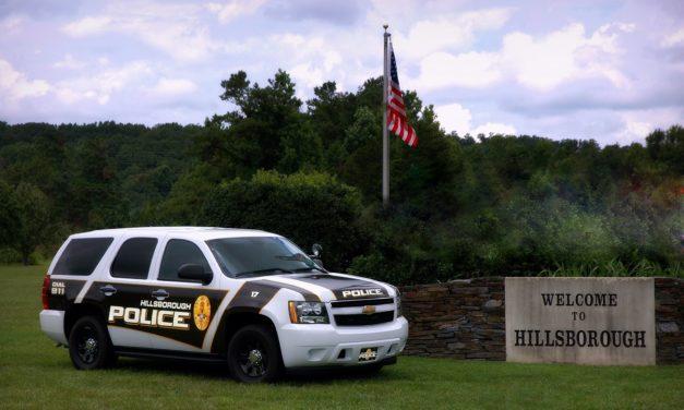 Town of Hillsborough Hiring Equipment Operator, Police Officers