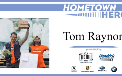 Hometown Hero: Tom Raynor from Carrboro United