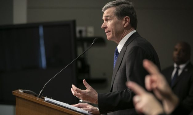 NC Governor's Race Sets Pace for Democrats in the South