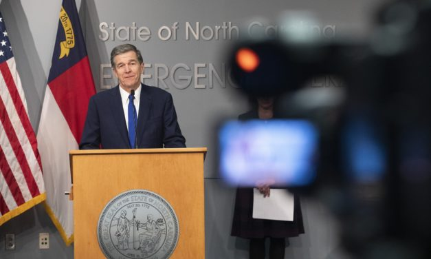 Cooper, Forest to Compete at Lone NC Gubernatorial Debate