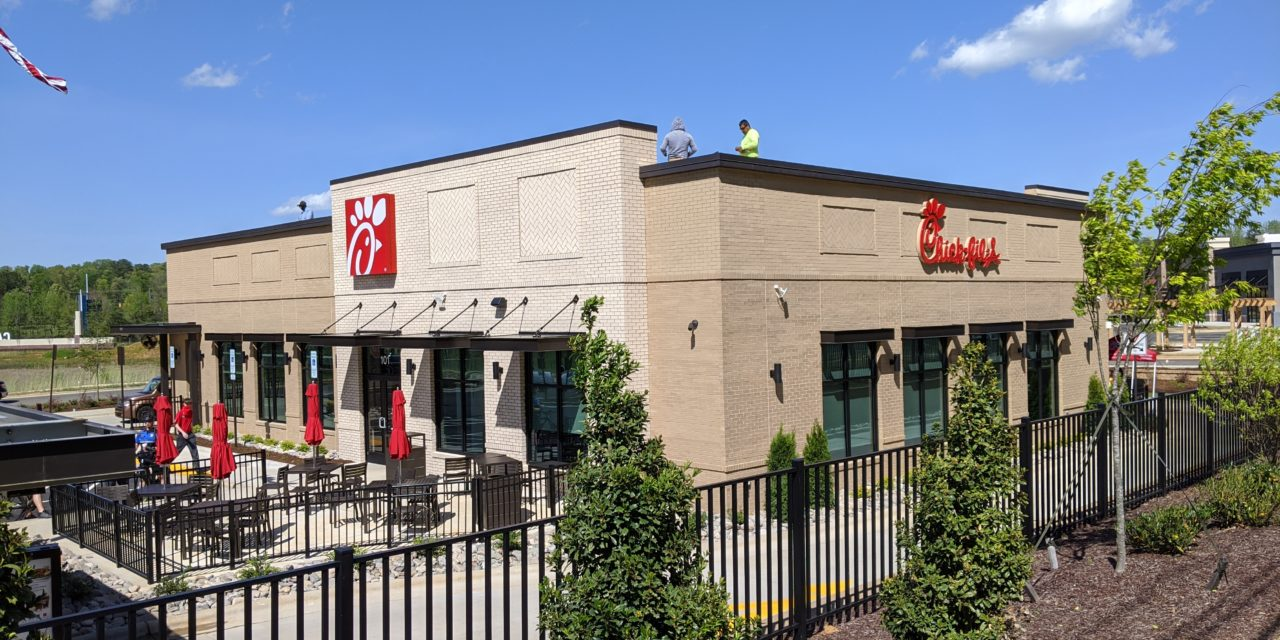 Chick-fil-A at Carraway Village in Chapel Hill Now Open