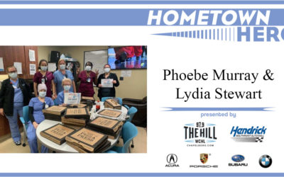 Hometown Hero: Phoebe Murray & Lydia Stewart from Feed the Fight Chapel Hill