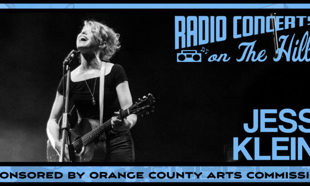 """""""Radio Concerts on the Hill"""" with Jess Klein"""