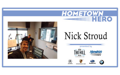 Hometown Hero: Nick Stroud from the Service Industry Workers Advocates of North Carolina