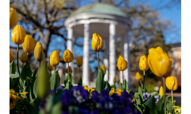 UNC Inducts 13 Orange County Students Into Academic Honor Society