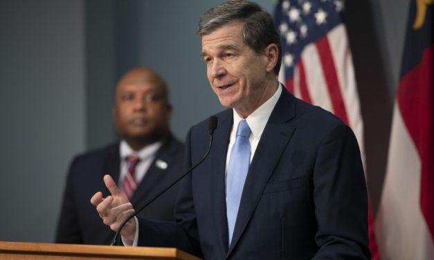 Gov. Cooper: North Carolina to Move to Phase 1 Beginning Friday