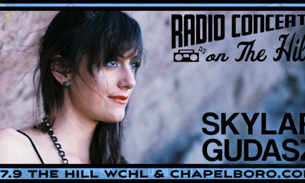 """Radio Concerts on the Hill"" with Skylar Gudasz"