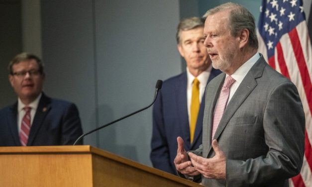 New NC Campaign Spending Rule Ends Practice Sen. Berger Used