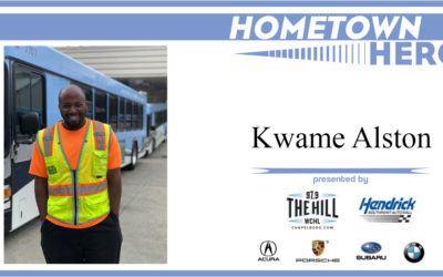 Hometown Hero: Kwame Alston