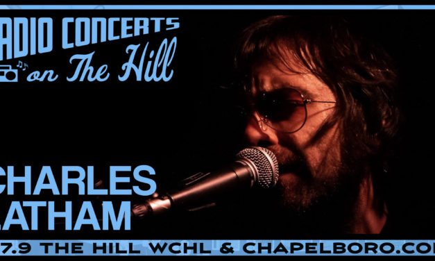 """""""Radio Concerts on the Hill"""" with Charles Latham"""