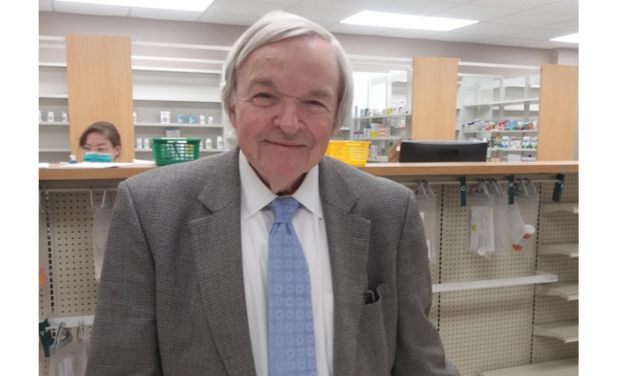 Reflections: Veteran Pharmacy Director Carl Taylor Keeps Drug Costs Down and Service Up For Patients
