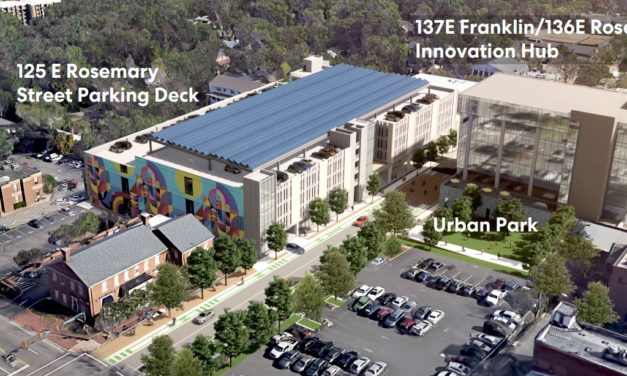 Chapel Hill Town Council Discusses Next Step of East Rosemary Development
