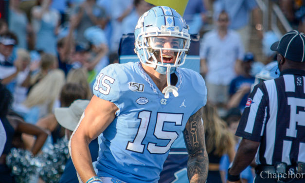 Beau Corrales Earns Spot on Earl Campbell Tyler Rose Award Honorable Mention List After Big Game Against FSU