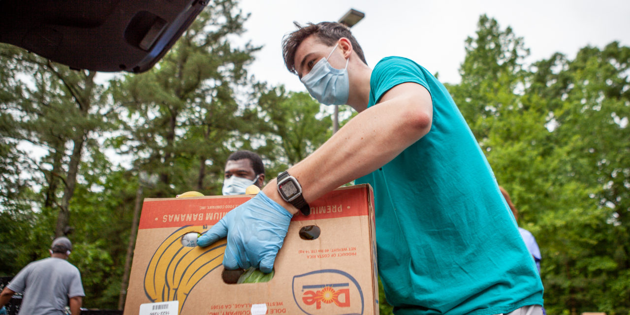 Orange County: Monthly Food Distribution by State Government to be Wednesday