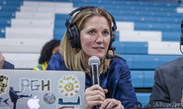 LISTEN: UNC Women's Basketball At ACC Tip-Off