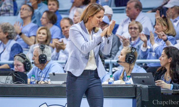 Women's Basketball: UNC's Banghart Working to Build Depth Heading Into Year Two