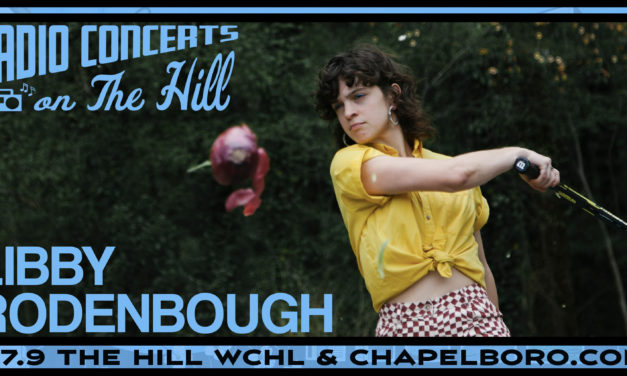 """""""Radio Concerts on the Hill"""" with Libby Rodenbough"""