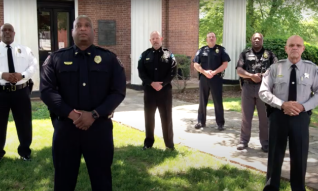 Orange County Law Enforcement Shares Video Stating Commitment to Communities