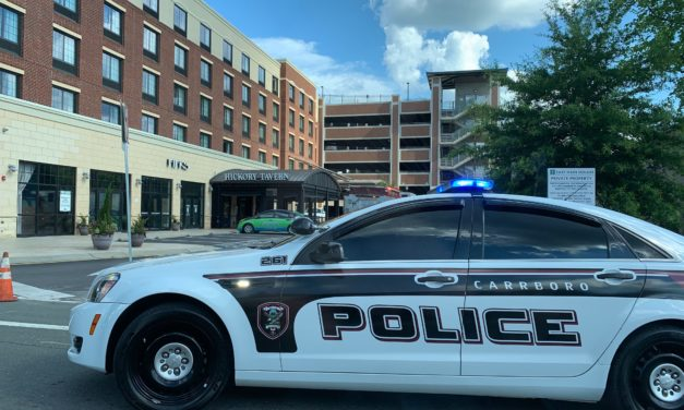 East Main Street in Carrboro Reopened After Gas Leak