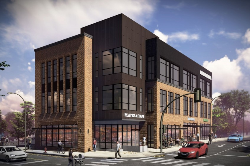Chapel Hill Developer Looks to Build Mixed-Use Project on Carrboro's North Greensboro Street