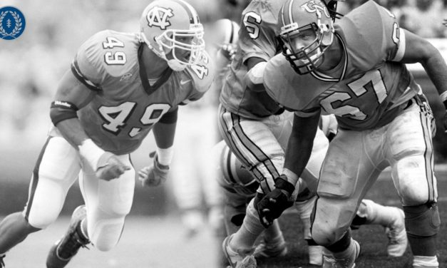 Julius Peppers, Harris Barton Included on Ballot for College Football Hall of Fame Class of 2021