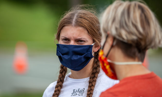 UNC Infectious Disease Expert Supports Wearing Masks, Social Distancing