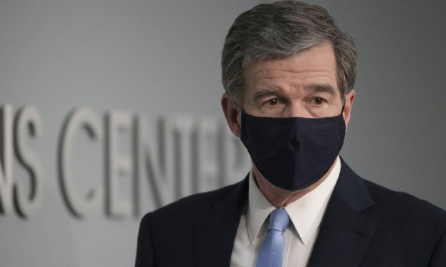 Governor Cooper Signs Bill Giving $350 Bonuses to Teachers