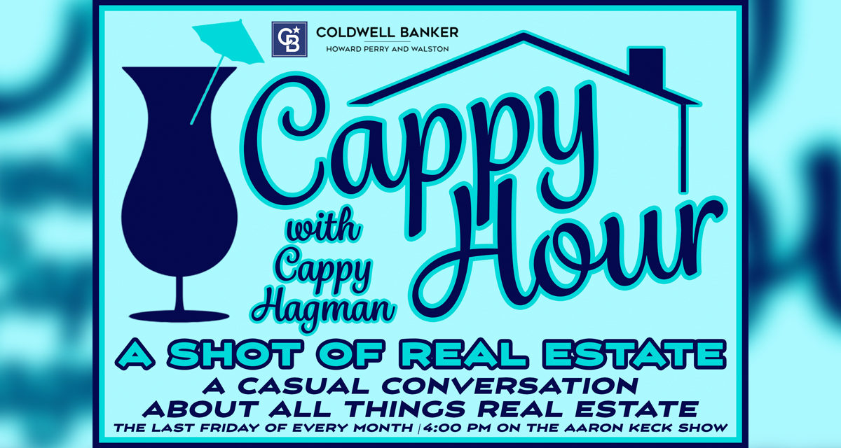 """Cappy Hour: """"There's No Place Like Home"""""""