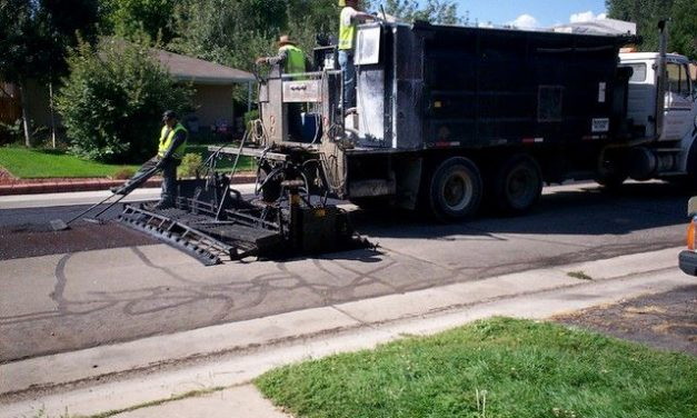 Street Resurfacing Begins in North Carrboro Neighborhood