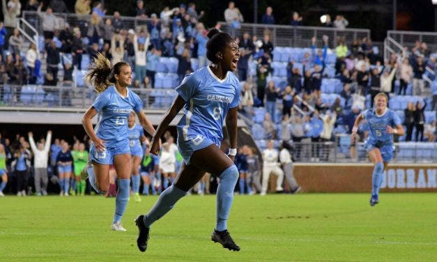 Women's Soccer: Pinto Provides Difference as UNC Holds On For 1-0 Victory Over Virginia Tech