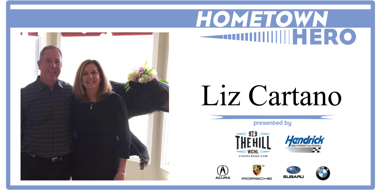 Hometown Hero: Liz Cartano from Chapel Hill-Carrboro City Schools