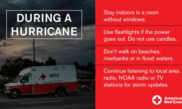 American Red Cross Continues to Serve Amid Hurricane Season, COVID-19