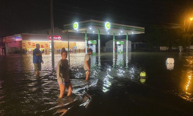 Isaias, Again a Tropical Storm, Spawns Wild Inland Weather